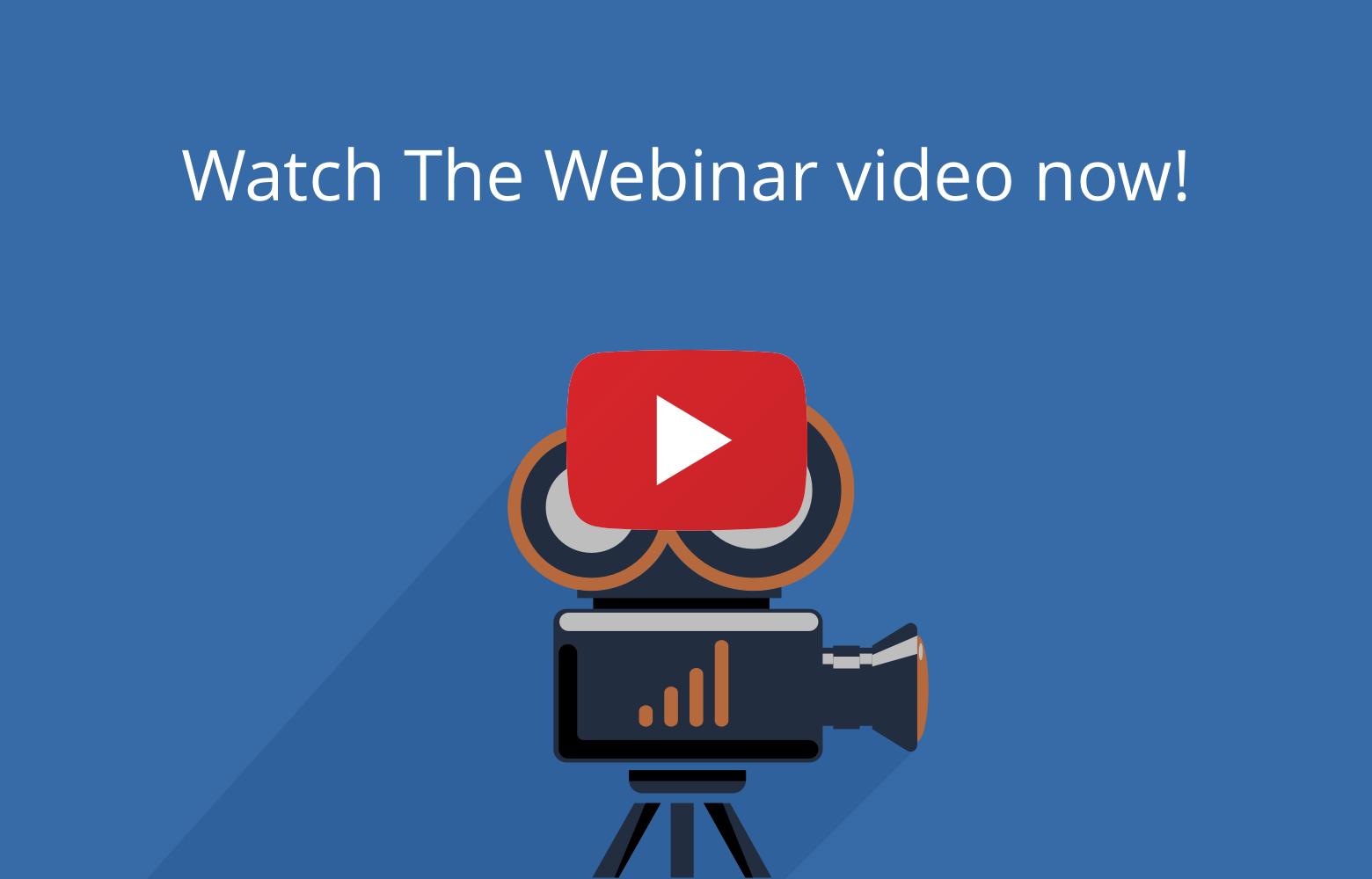 webengage webinar video
