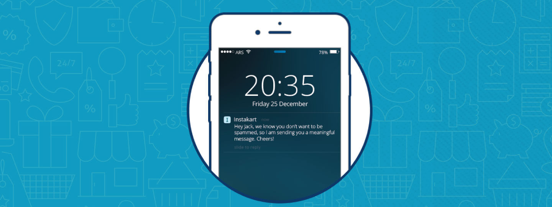 6 Unique Push Notification Use-cases For E-commerce Apps